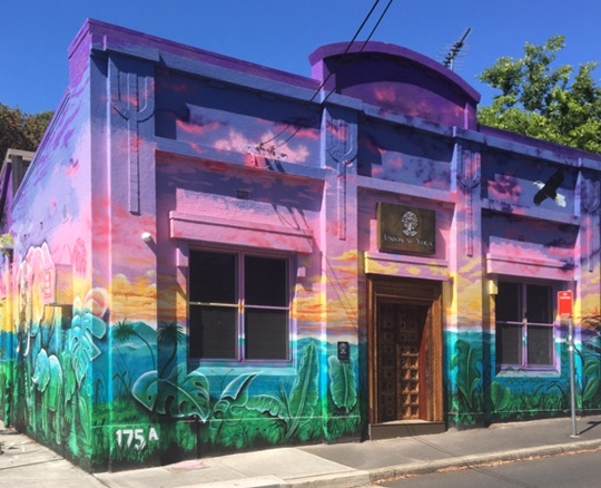 Union Street Yoga at 175A Union Street, Erskineville